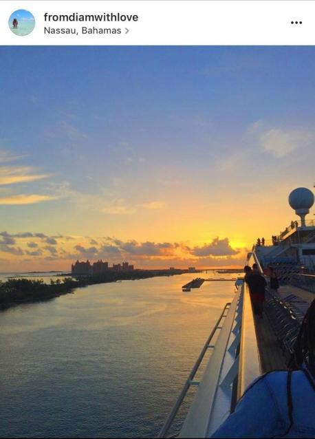 nassau bahamas sunset. bahamas sunset. atlantis bahamas sunrise. atlantis carnival cruise. box braids. carnival liberty