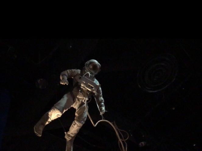 NASA houston space center